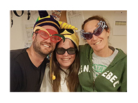 Your Camp Kennebec Directors Rob Deman, Elyse Duchesne & Donna Segal